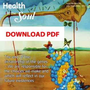 Download PDF Health of the Soul Magazine 2013