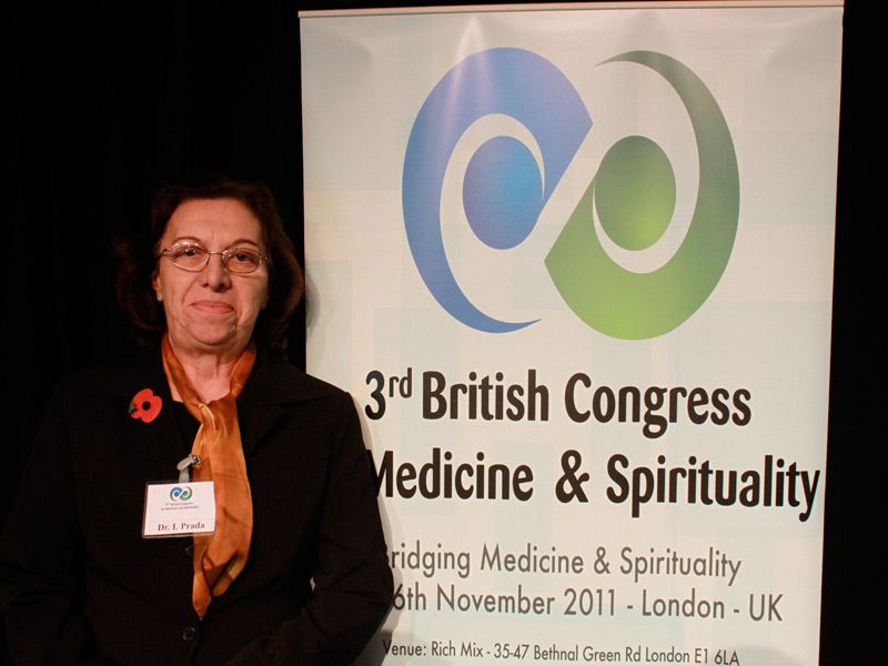 3rd British Congress on Medicine and Spirituality 2011