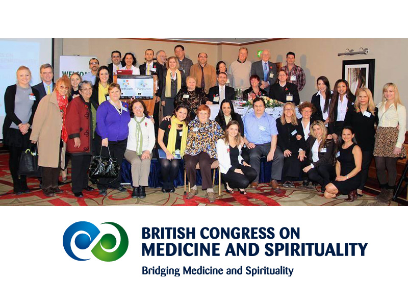 4th British Congress on Medicine and Spirituality 2013
