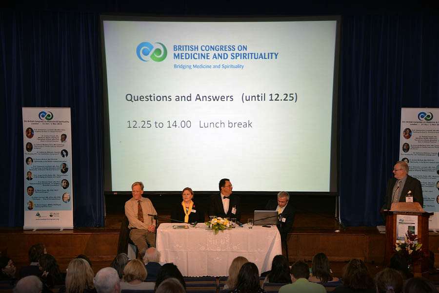 5th British Congress on Medicine and Spirituality 2015